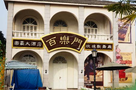 广州周边古建筑景点