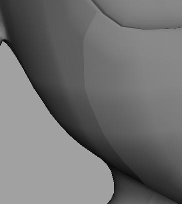maya模型制作问题高清图片