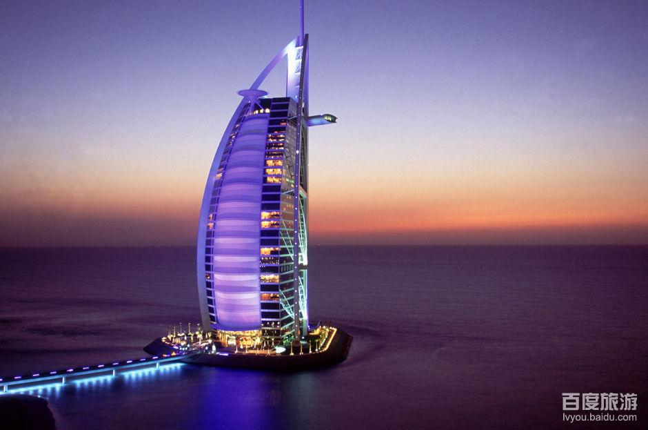 迪拜风景区