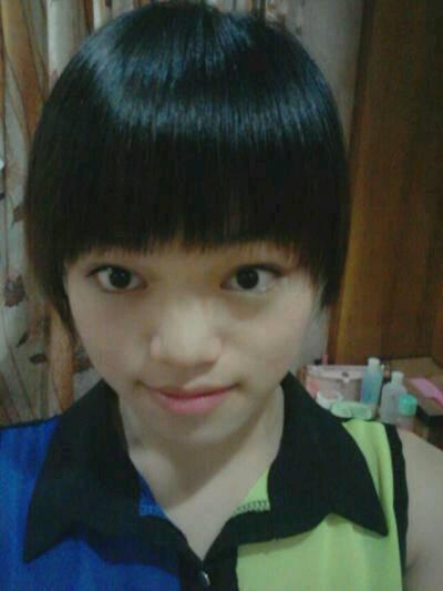短发姬发式发型图片展示图片