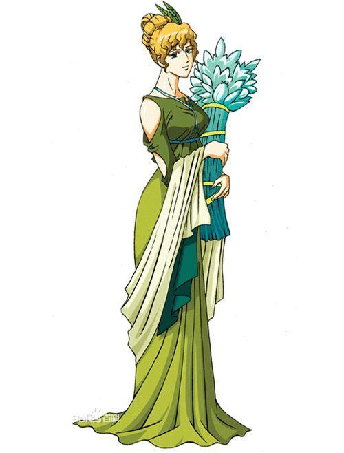 奥林匹斯星传下载_《奥林匹斯星传》中的曙光女神是谁?