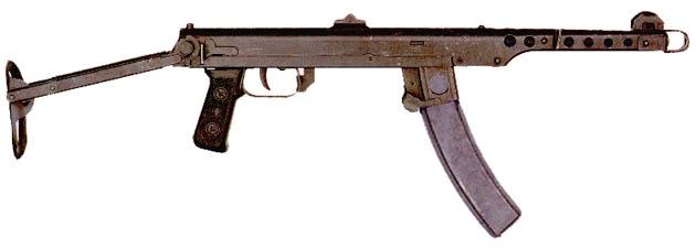 苏联二战步兵武器: nr 40战