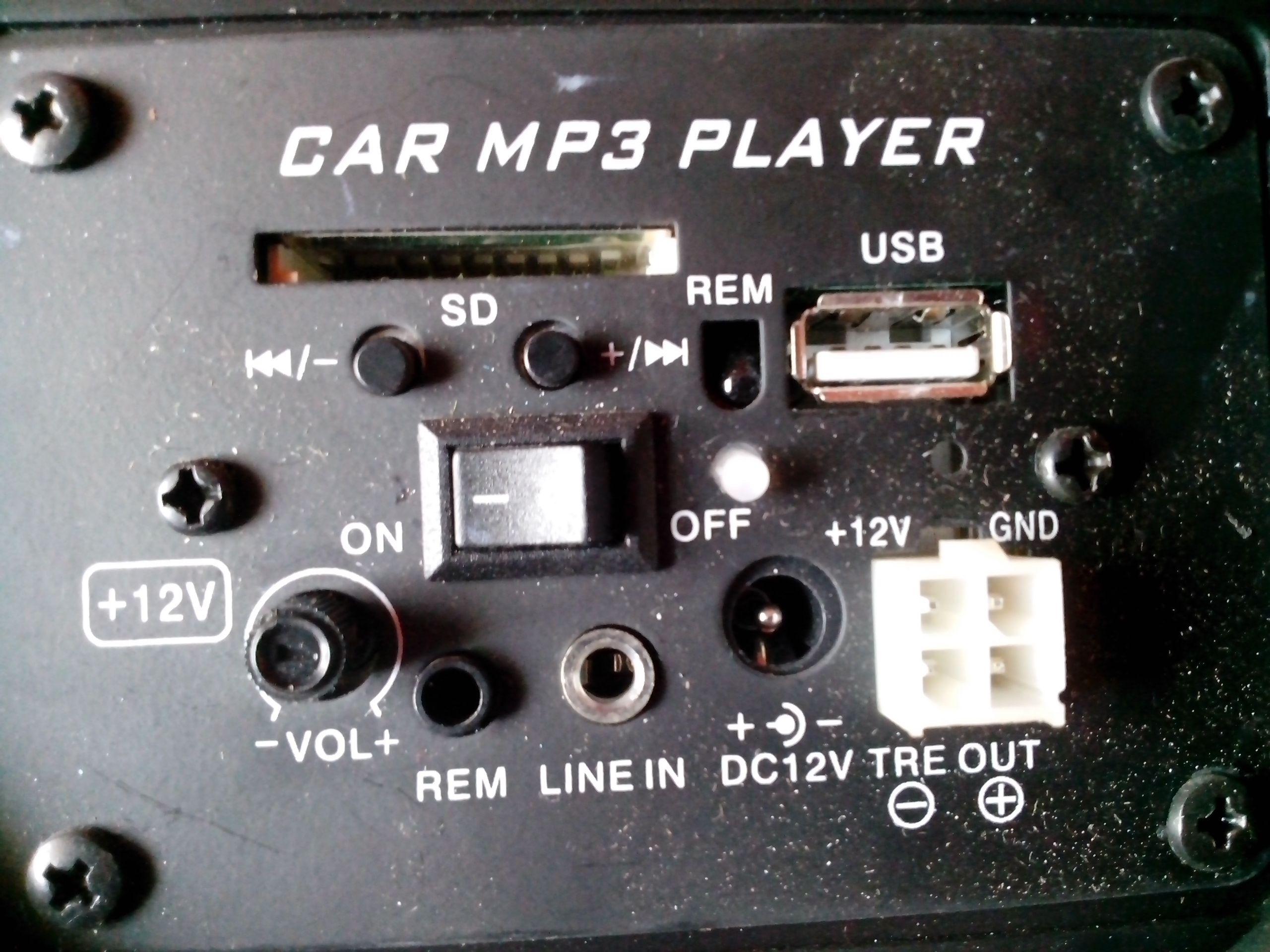 """低音炮   车载低音炮接家用电脑   """"车载低音炮接线图解 车载高清图片"""