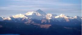 用什么词语来形容珠穆朗玛峰