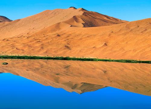 新疆哪里的沙漠最好玩