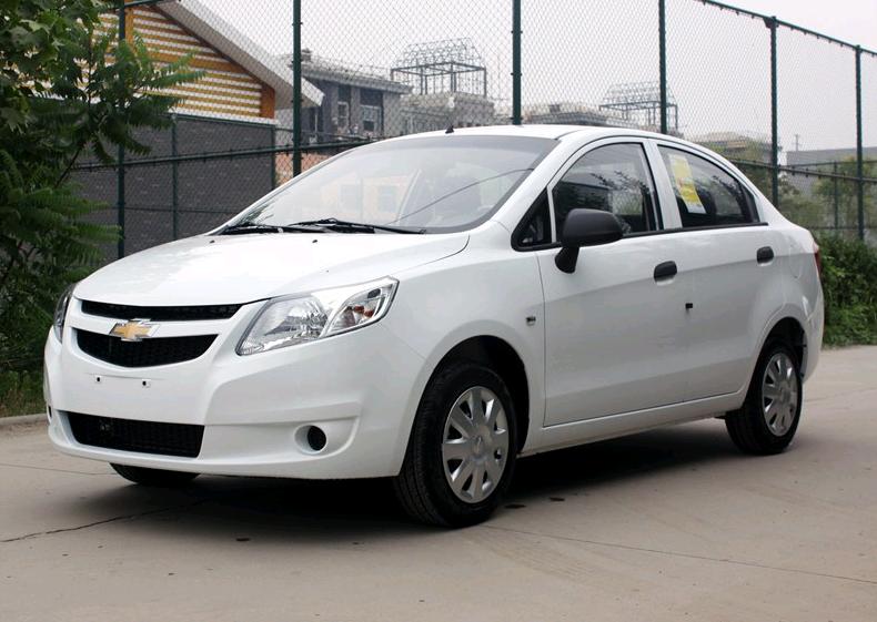 上海通用雪佛兰新赛欧 通用雪佛兰赛欧2013款 三厢 手动理高清图片
