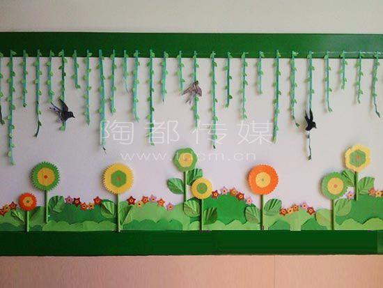 幼儿园墙饰设计大全的基本信息