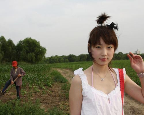 你怎么看待张筱雨的人体艺术?
