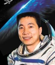 进入太空的中国宇航员