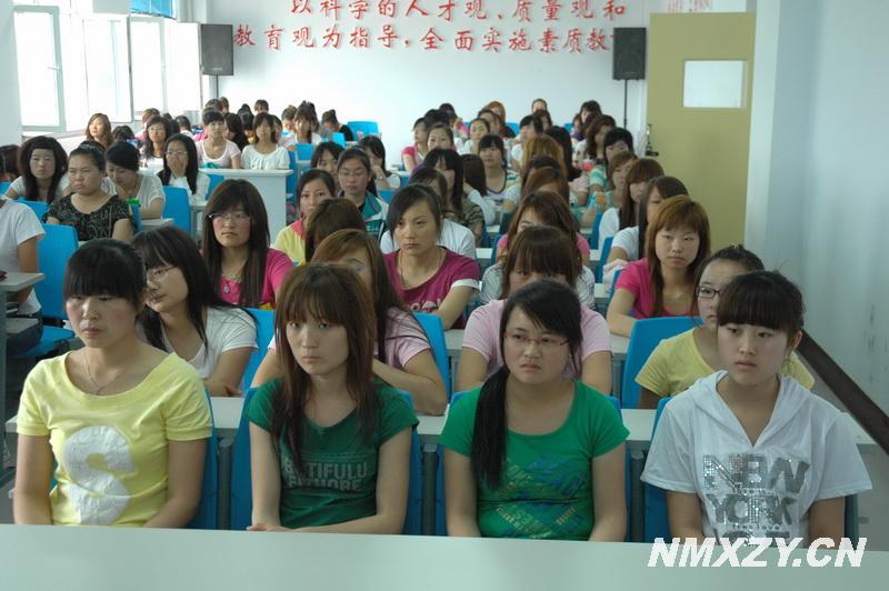 兴安职业技术学院的辅助部门图片