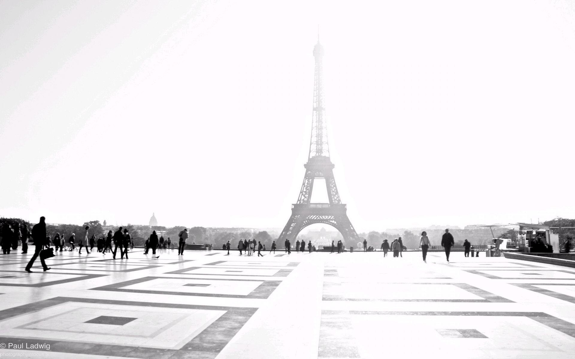 铁塔壁纸图片