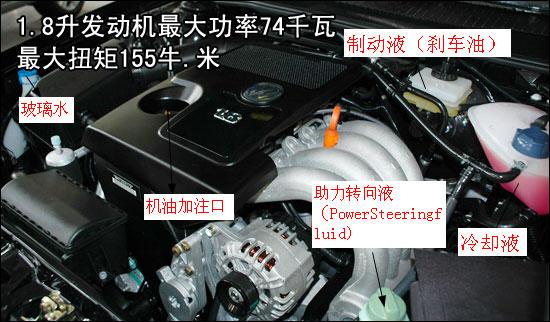 桑塔纳2000发动机噪声大高清图片