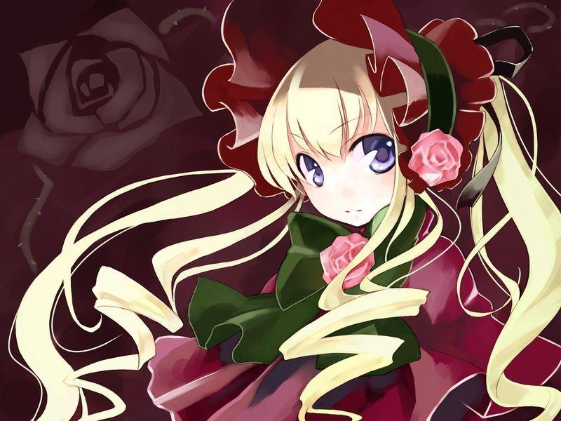 蔷薇少女系列图片