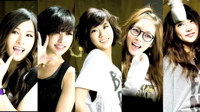 韩国女子组合tara与kara组合谁更漂亮?谁最漂亮?