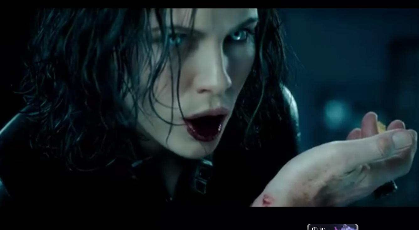 求一张吸血鬼美女图片