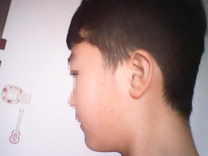 发型(不烫不染)图片