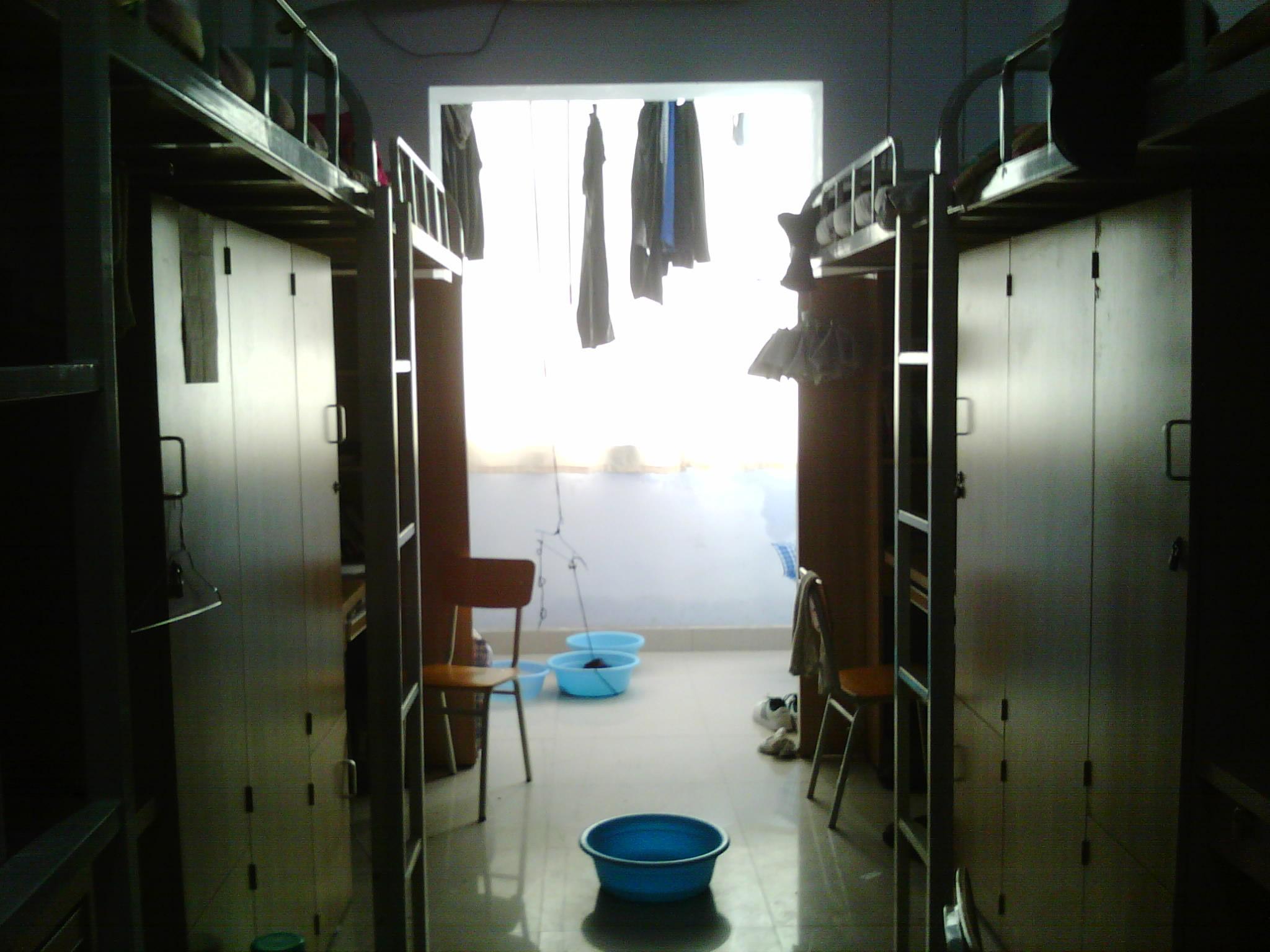 郑州师范学院宿舍怎么样? 有图片吗?图片