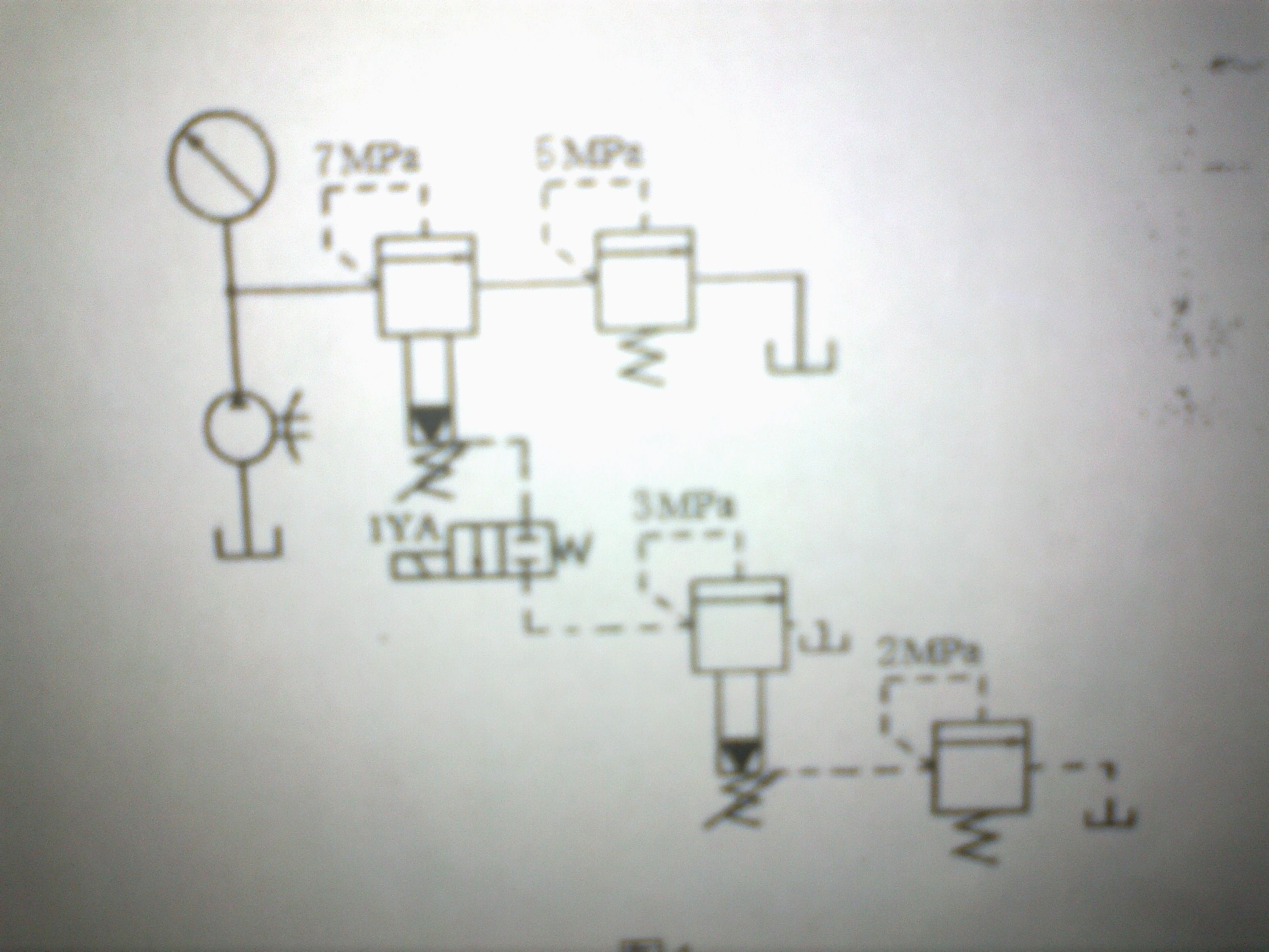 24v液压电磁阀电路接线图分享展示图片
