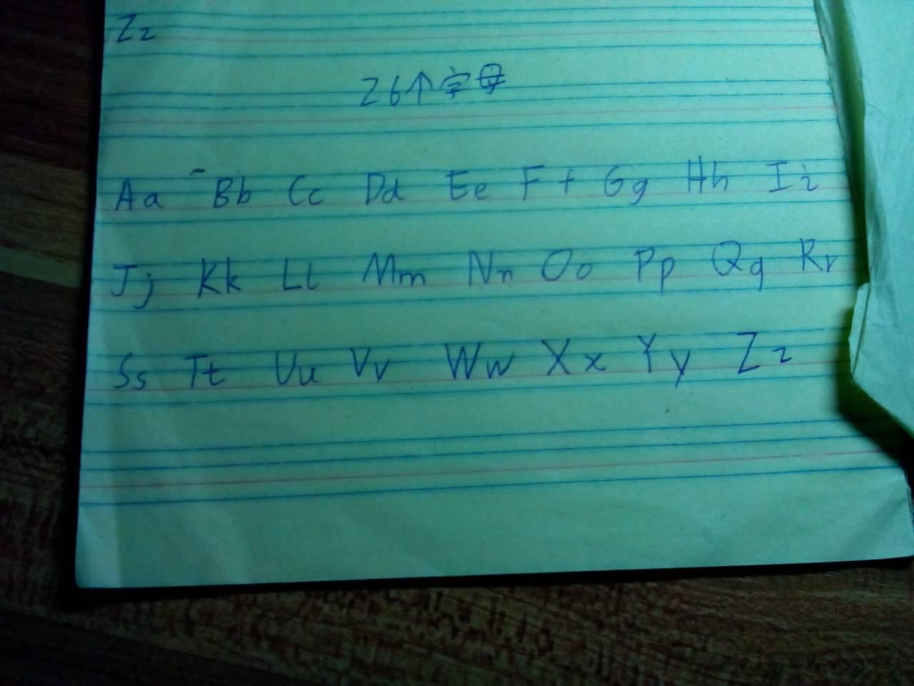 就是拼音那个字母呢 评论|  2014-06-27 11:49 你想我有多拽|来自手机图片