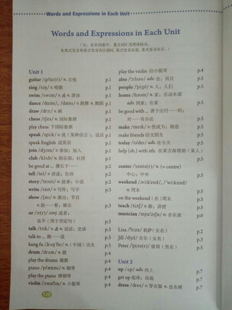 七年级下册英语书图片