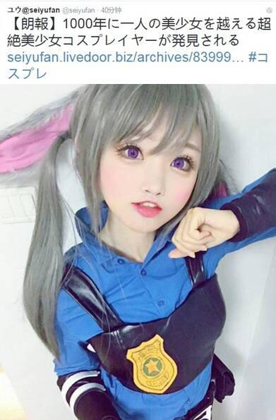 日本14岁超萌萝莉