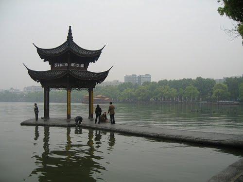杭州有名的景点英文