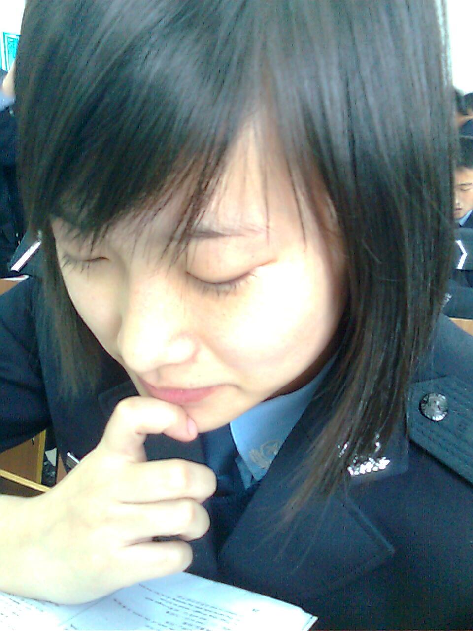 中央司法警官学院的女生好看吗?