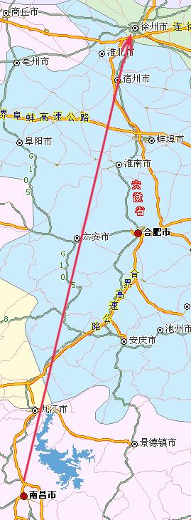 西靠全国重要的铁路交通枢纽徐州市,东临欧亚大陆桥东桥头堡连云港市.图片