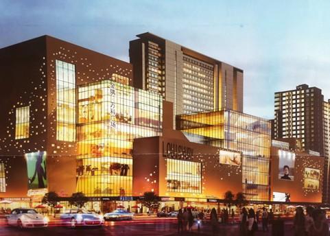 万科广场的北京万科图片
