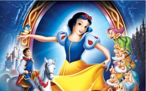 白雪公主出自哪里_《白雪公主》动画片为什么如此受小朋友喜爱?