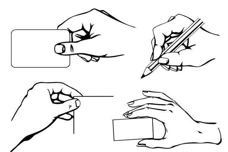 动漫人物的绘画技巧【如何画好动漫人物】 48 2014-04-29 手指印画是图片