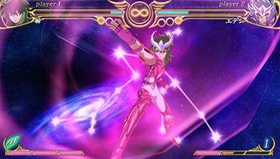 圣斗士星矢Ω:终极小宇宙的介绍