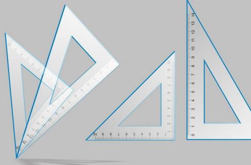 怎样画15度的角四年级