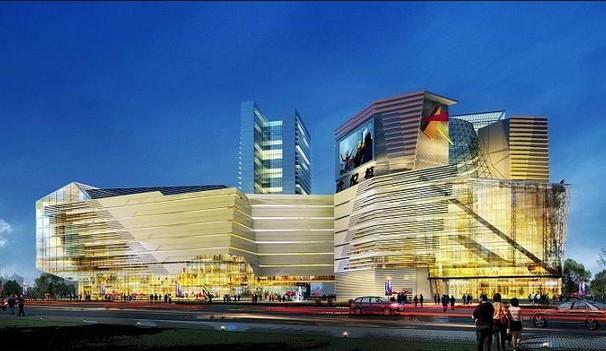 上海大悦城好玩的地方