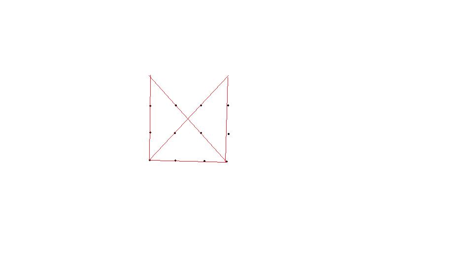 12个点五条线