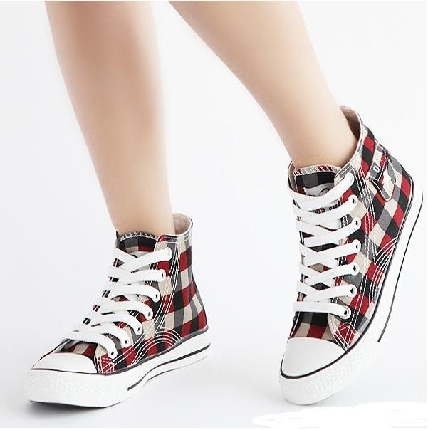 中幫鞋鞋帶怎麼穿_穿鞋帶_穿鞋帶的方法 圖解_穿鞋帶 ...