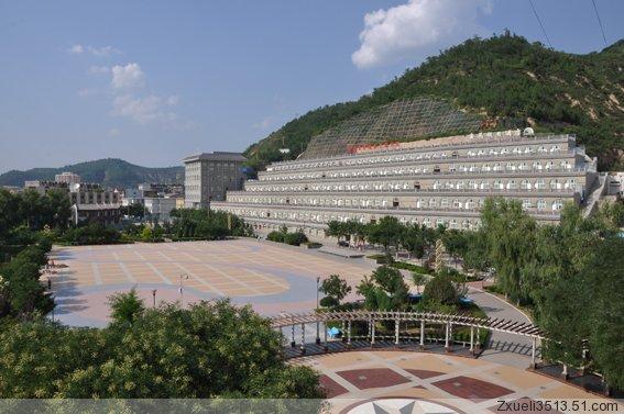 延安大学窑洞宾馆