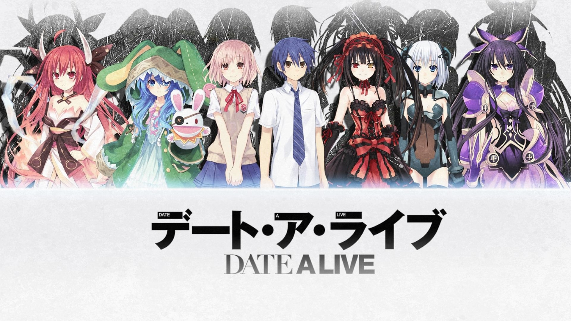 Date A Live images Date a Live background HD wallpaper and background ...
