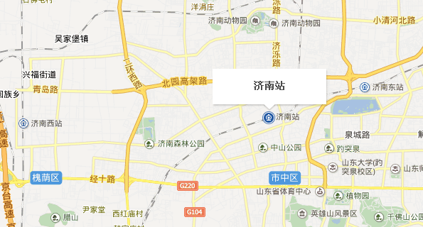 济南有几个火车站