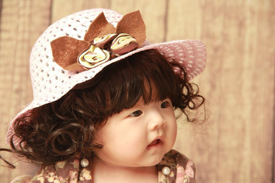 我的宝贝儿可爱吗?图片
