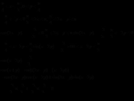 已知cos(2x-y)=-根号2/2,sin(x-2y)=根号2/2,且π/4小于x小于π/2,0小于y小于π/4 ...