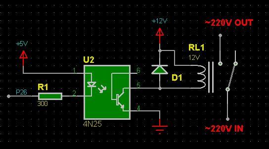 求单片机驱动直流电磁阀电路图图片