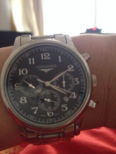 浪琴手表型号l2.669图片