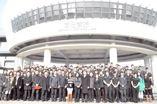 大学研究生处_上海海事大学研究生院的国际影响