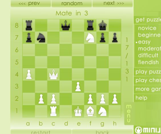国际象棋 残局图片