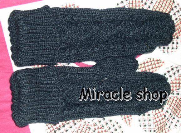 毛线编织坐垫方法 毛线手套编织方法 婴儿毛线鞋编织方法高清图片