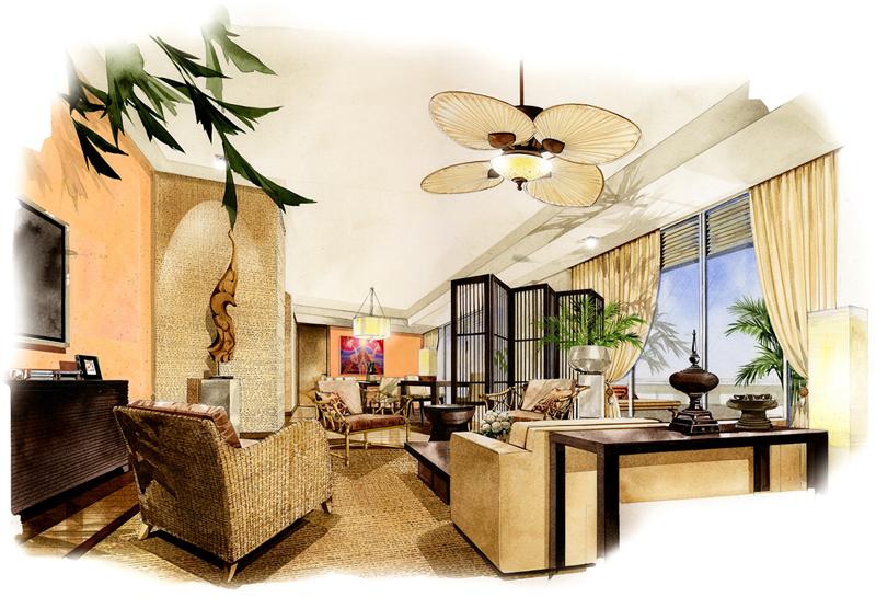 室内设计酒店效果图我想知道这个图是那个市场的综合农贸设计水彩建筑设计图片