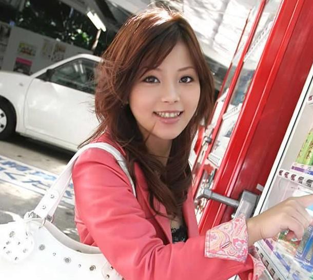这位日本美女的名字?