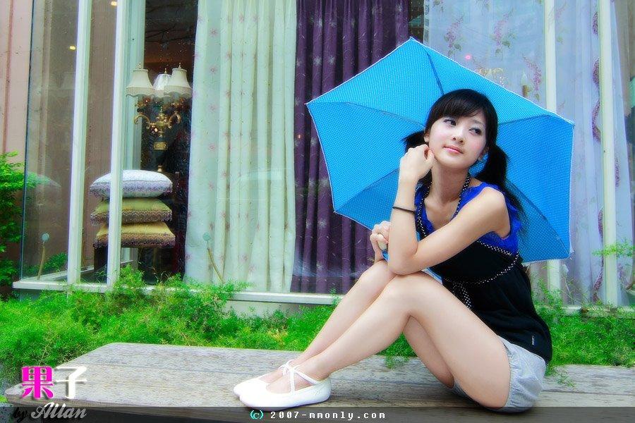 台湾超人气网络美女