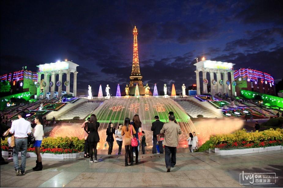 深圳最出名旅游